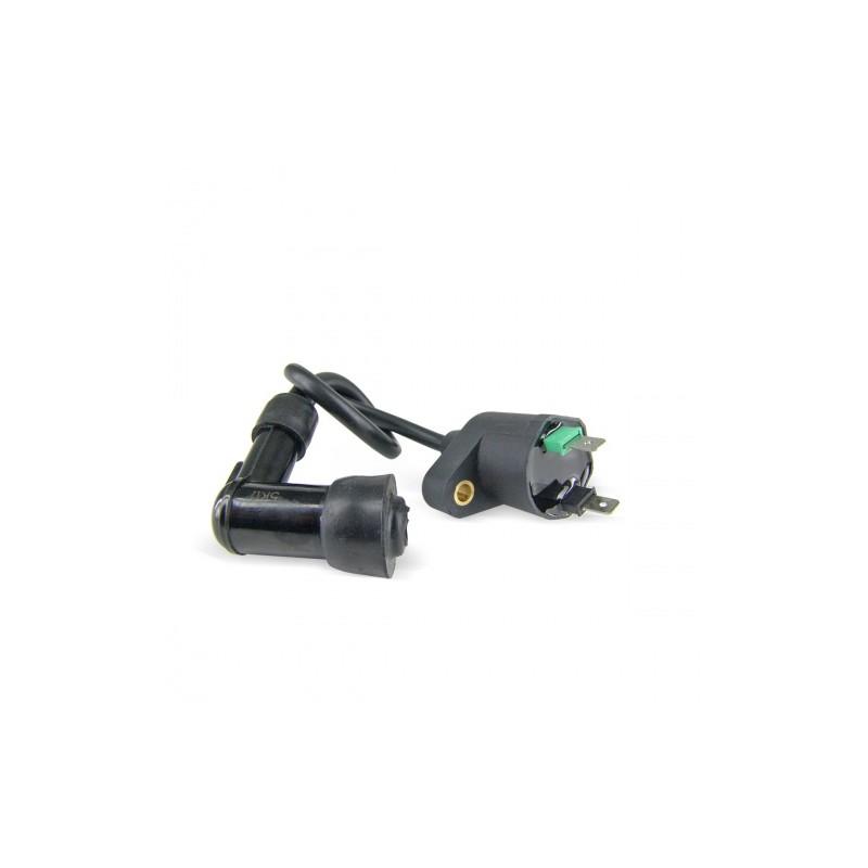 Bobine haute tension Peugeot éléctronique avec fil et antiparasite
