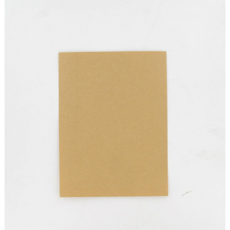 Feuille 200 x 150 mm papier huilé indéchirable 150° - Epaisseur 0.25 mm