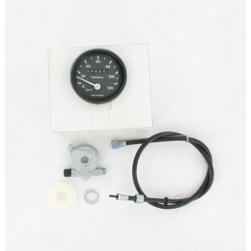 Compteur complet MBK 51 Super 120 Km/h