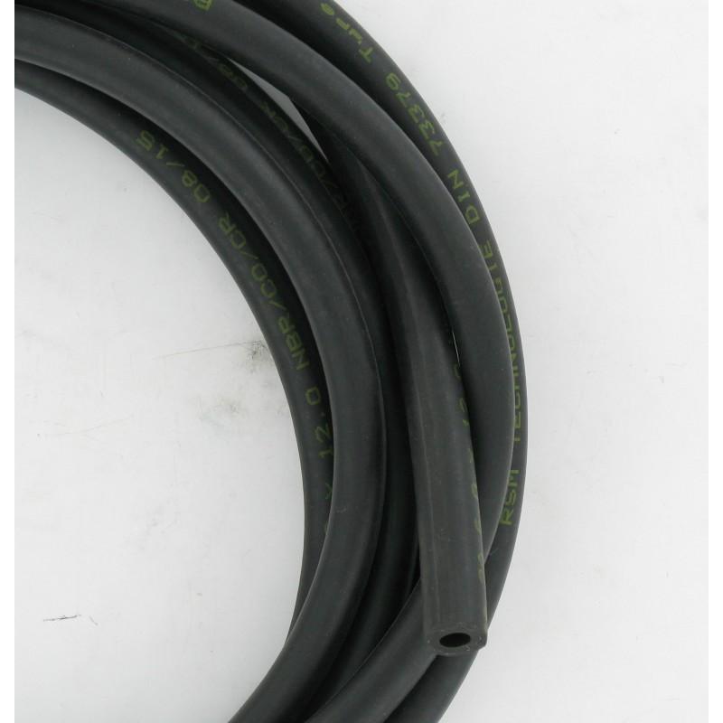 Durite essence 4x10 - Renforcement Textile Intérieur