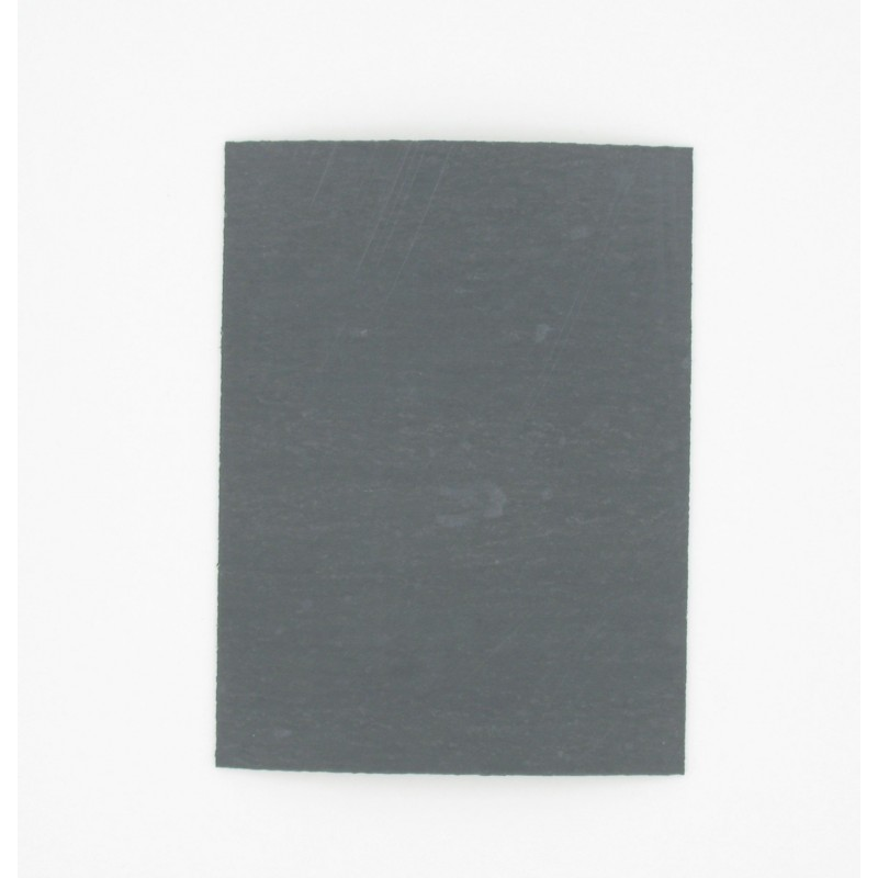 Feuille 200 x 150 mm renforcée acier 350° - Epaisseur 1,00 mm