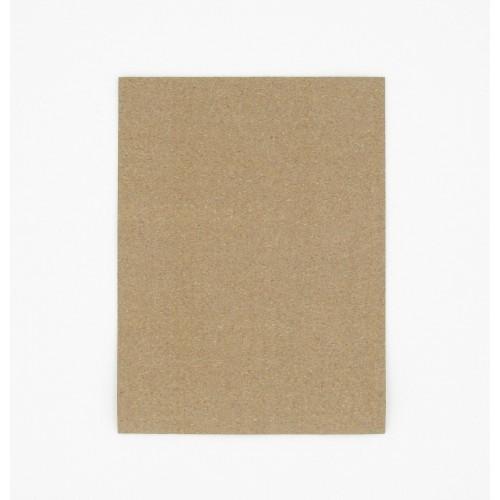 Feuille 200 x 150 mm papier liège nitrile 100° - Epaisseur 1,00 mm