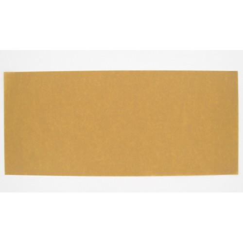 Feuille 475 x 210 mm papier huilé indéchirable 150° - Epaisseur 0.50 mm