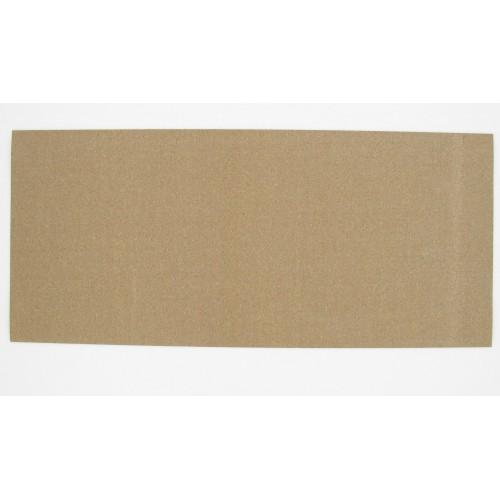Feuille 475 x 210 mm papier liège nitrile 100° - Ep 1,50 mm