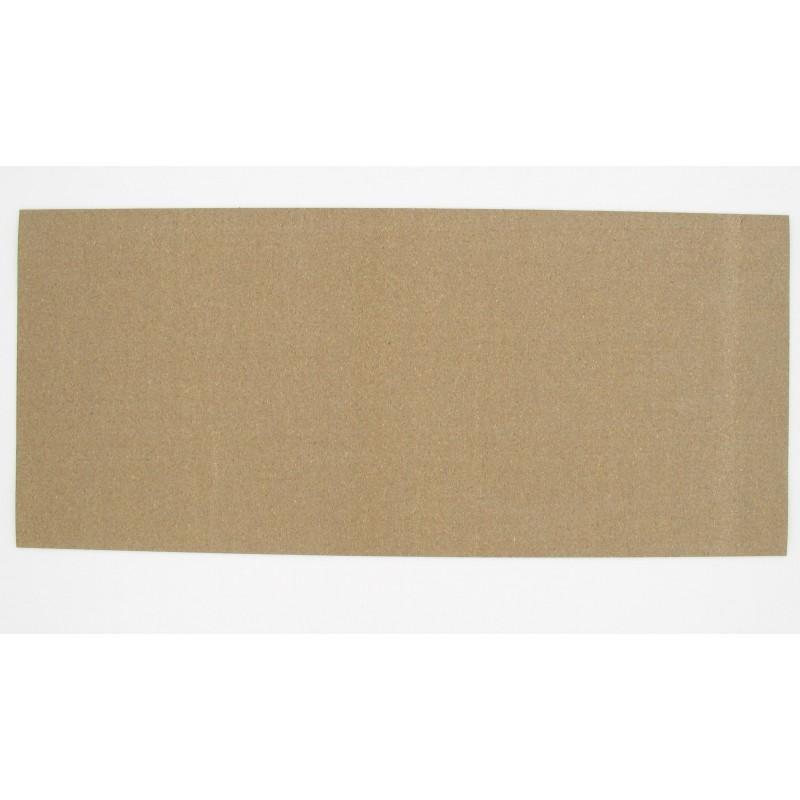 Feuille 475 x 210 mm papier liège nitrile 100° - Ep 2,00 mm
