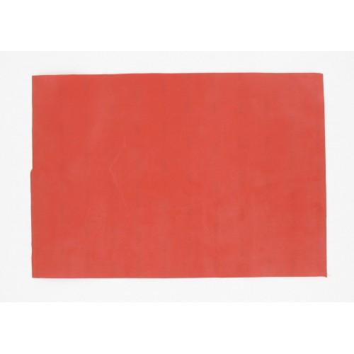 Feuille toile de membrane rouge - 210 x 300 mm
