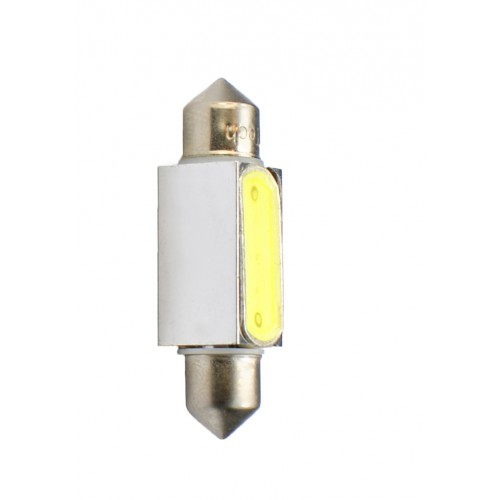36 mm  - 12V – 1.5 x LED HP –     P : 0.96 W – Blanc