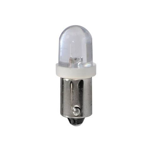 12V – Led Flux 5mm Round                P : 0.29W – Blanc Chaud