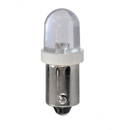 12V – Led Flux 5mm Round                P : 0.29W – Blanc