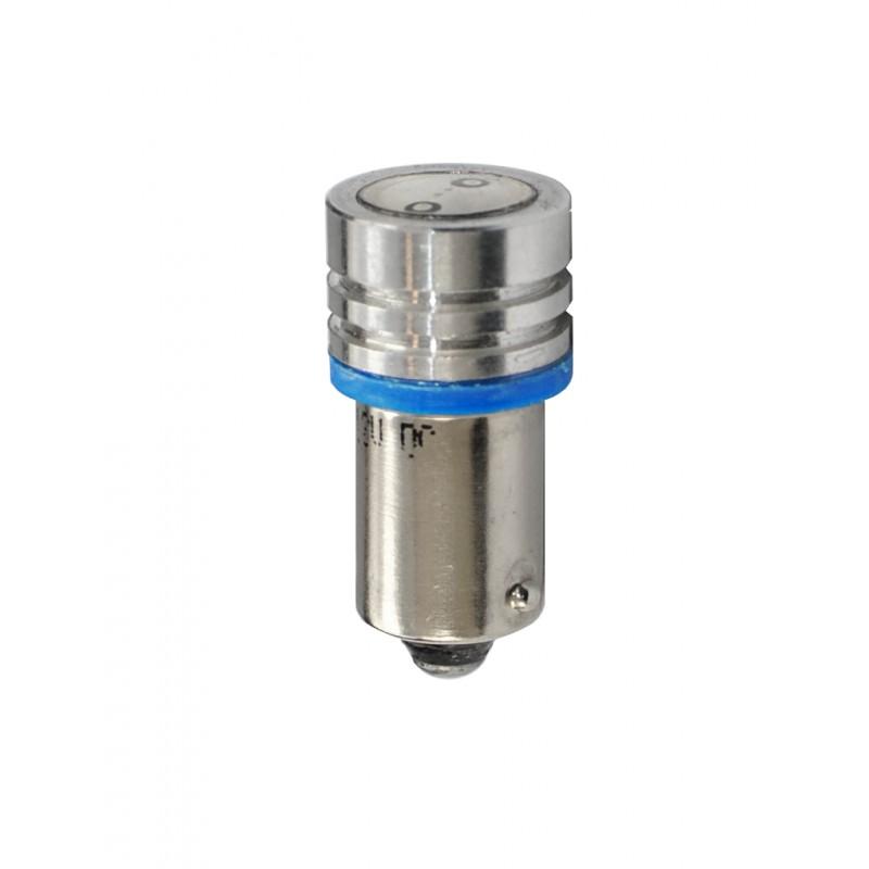 12V – 1 x High Power Led -              P : 1.00W – Bleu