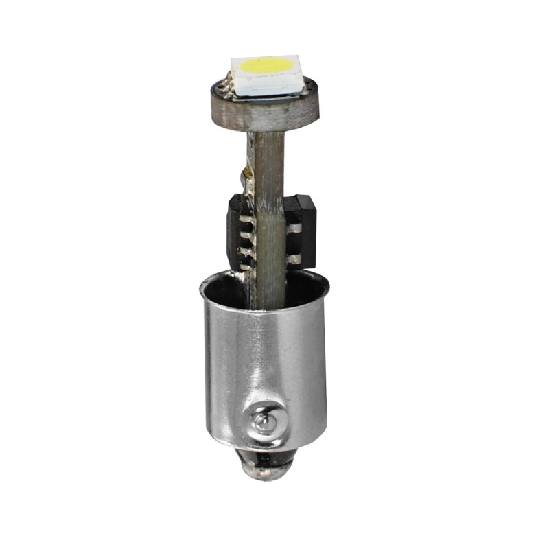 12V – 3 x SMD 5050 Canbus  –         P : 0.72W – Blanc