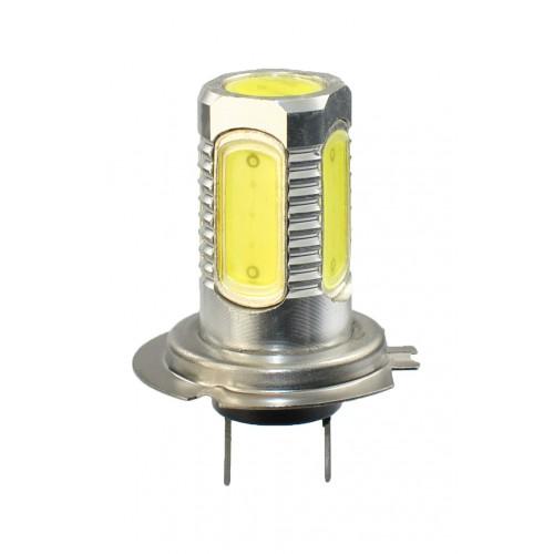 H7 – 12V – 4 x High Power 1.5 W -     P : 6.00 W – Blanc