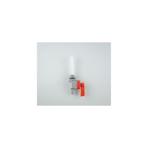 Robinet essence avec indicateur de position Rouge Peugeot 103 / 101 / 102 /104 / 105