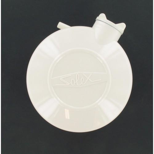 Réservoir Solex - Blanc