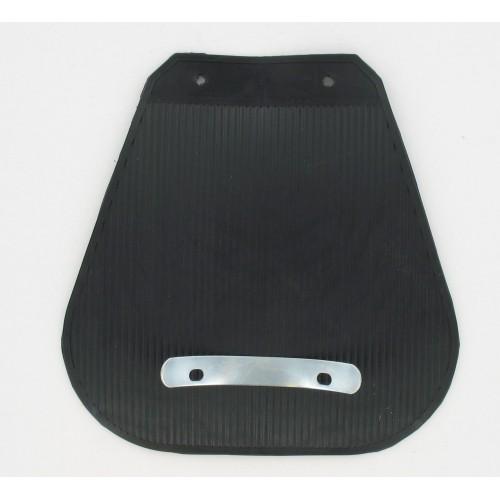 Bavette noire et support de fixation Solex 3800
