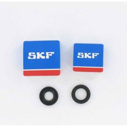 Kit roulements moteur 6203 / 6204 C4 acier SKF - Peugeot 103