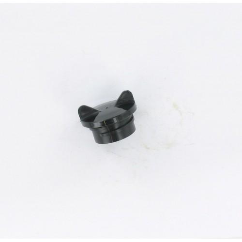Bouchon de réservoir Solex - Noir