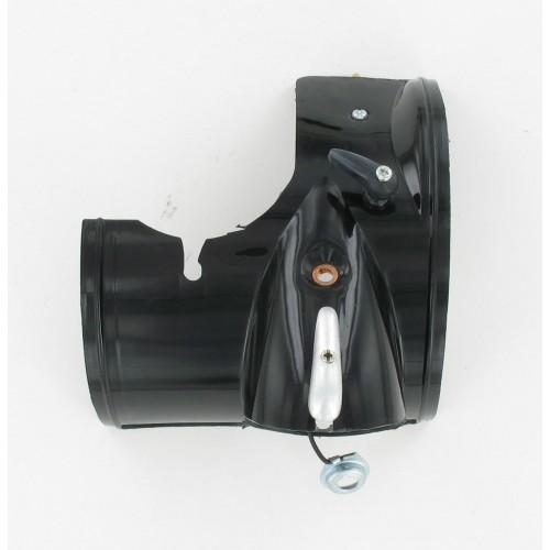 Capot phare sans optique Solex 2200 - Noir