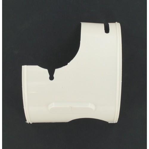 Capot moteur Solex 5000 / Trotilex - Blanc