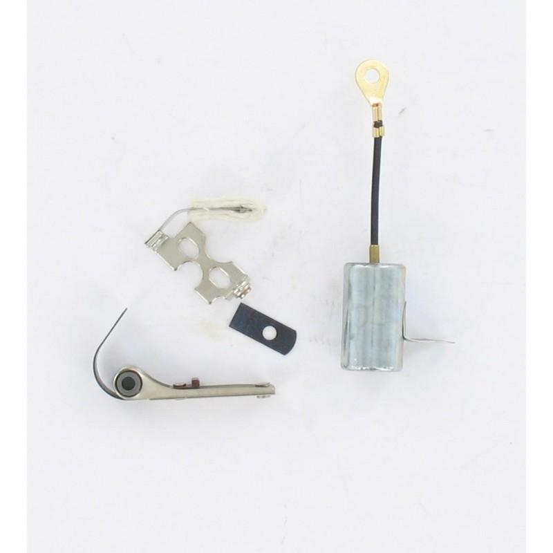 Kit allumage Solex : Condensateur à fil