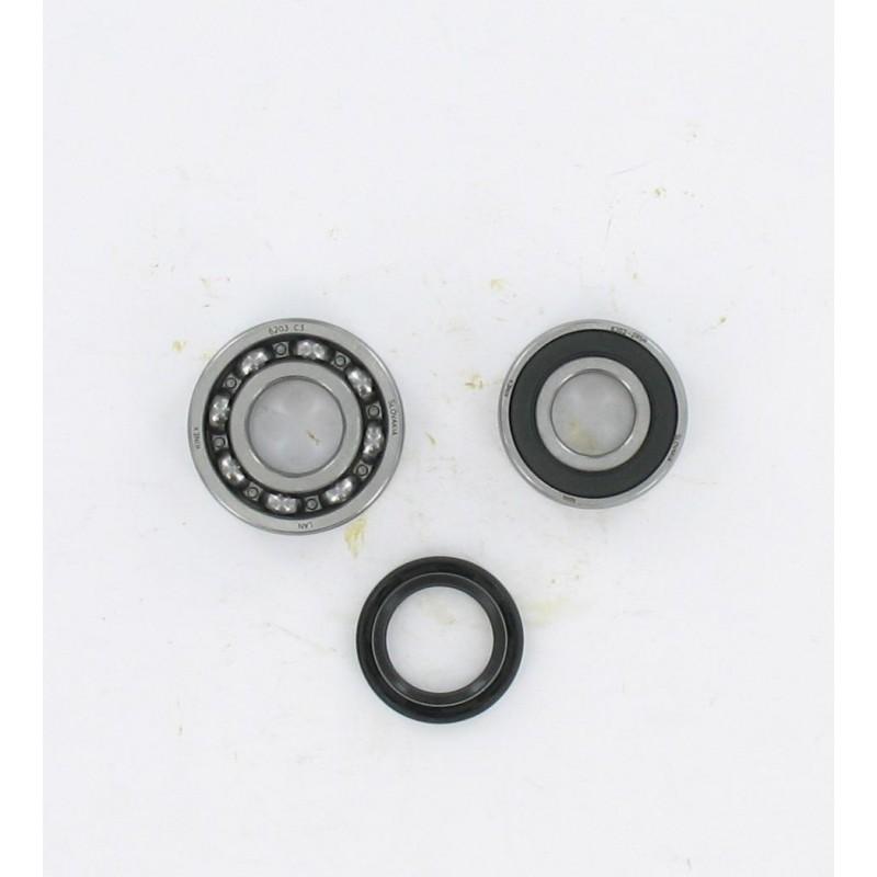 Kit roulements moteur ZKL + joints spi Solex