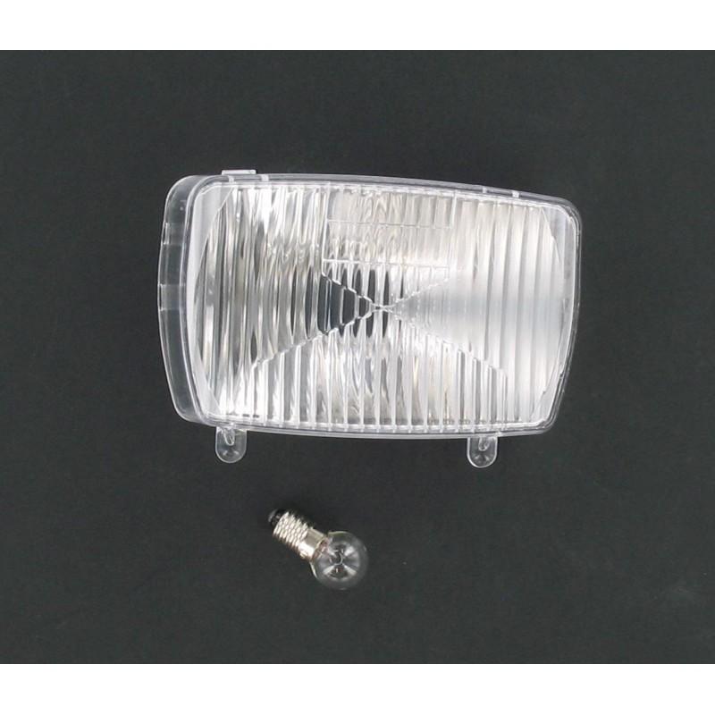 Optique + Ampoule Solex 3800