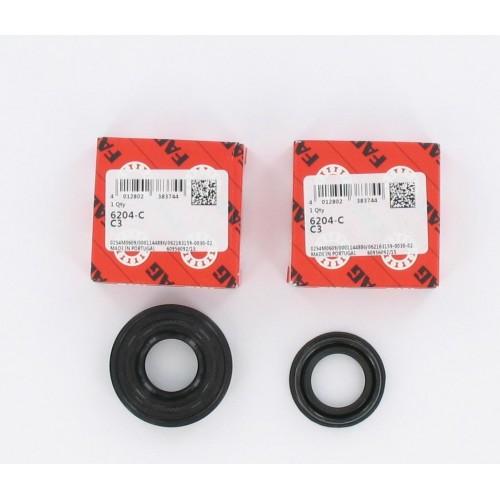 Kit roulements moteur 6204 C3 FAG - MBK Booster / Nitro - CPI