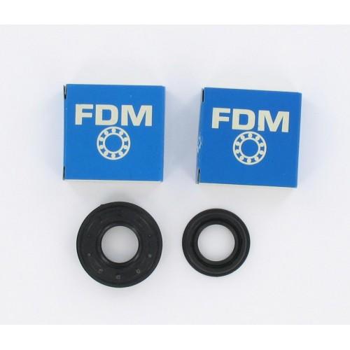 Kit roulements moteur 6204 C3 FDM - MBK Booster / Nitro -CPI