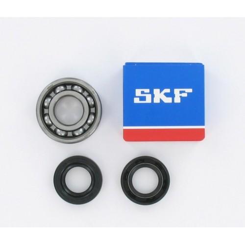 Kit roulements moteur 6204 C4 SKF - Derbi