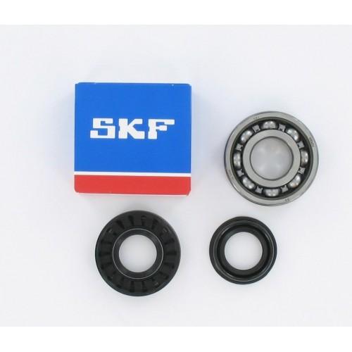 Kit roulements moteur 6204 C4 SKF - MBK Booster / Nitro - CPI