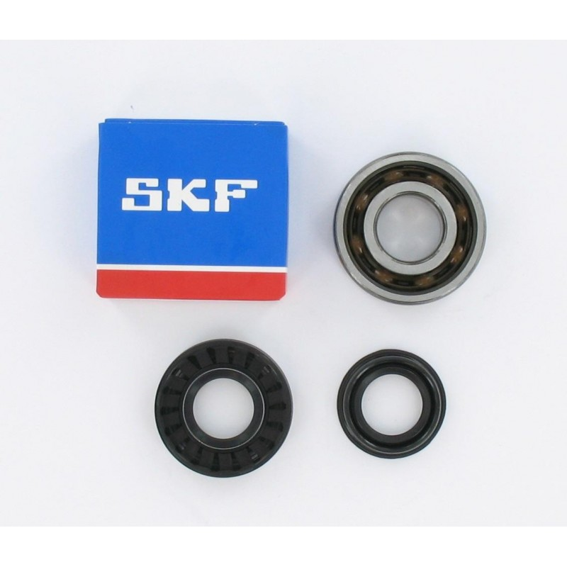 Kit roulements moteur 6204 C4 TN9 SKF - MBK Booster / Nitro - CPI