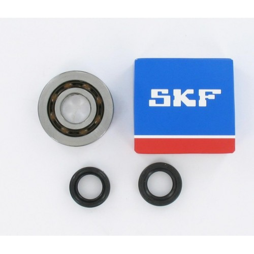 Kit roulements moteur 20x52x12 TN9 SKF - Piaggio Typhoon