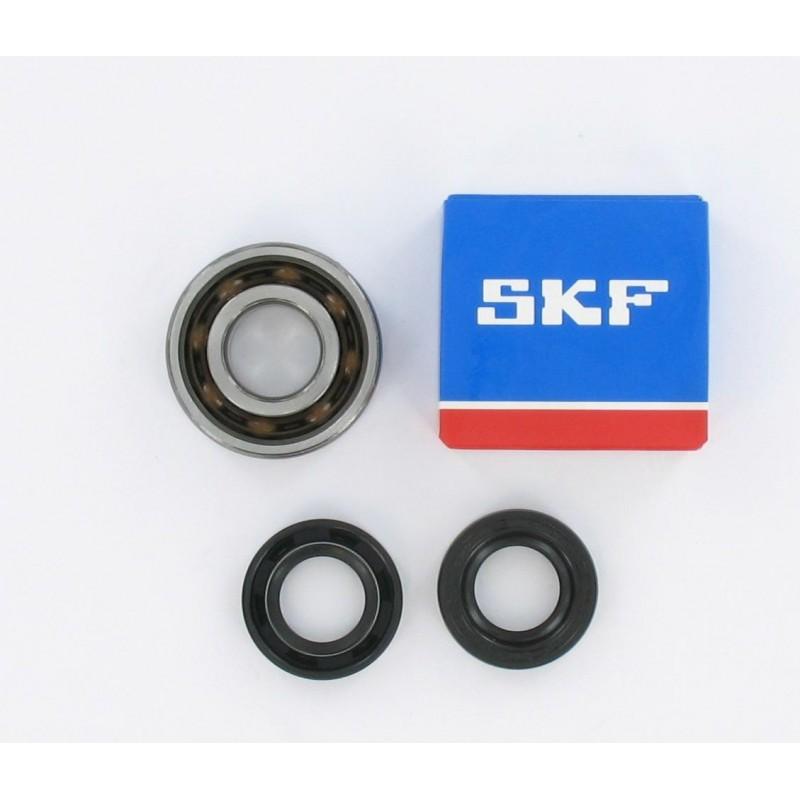 Kit roulements moteur 6204 C4 TN9 polyamide SKF - Derbi