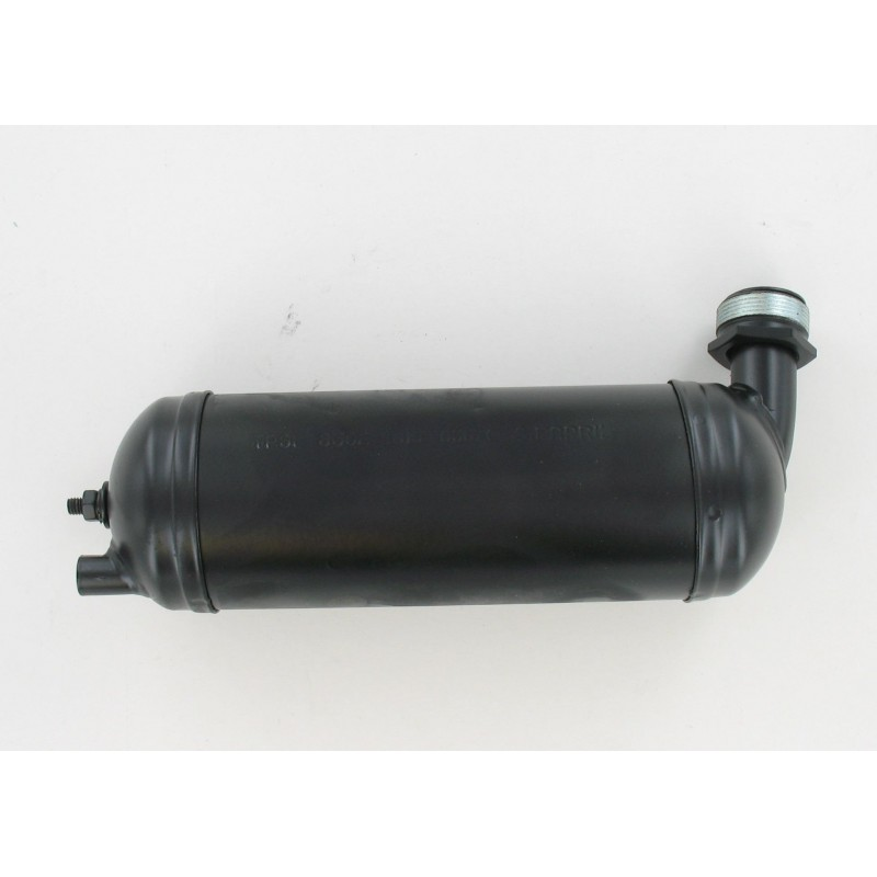 Pot d'échappement type origine à visser Homologué - Peugeot 101 / 102