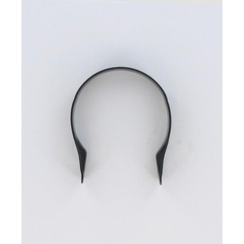 Collier de fixation noir - Peugeot 102 / 103