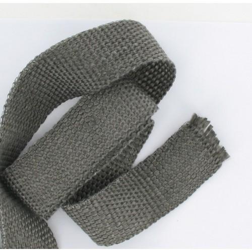 Bande d'un mètre de Fibre de Verre - Noir - 50 * 2 mm