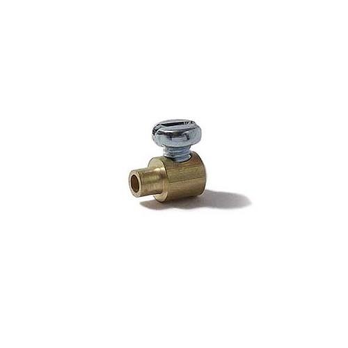 Sachet de 10 serre câbles 6 * 9 mm