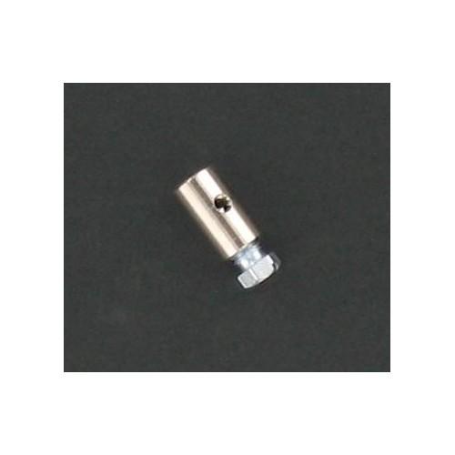 Sachet de 10 serre câbles de frein -  8 * 15 mm
