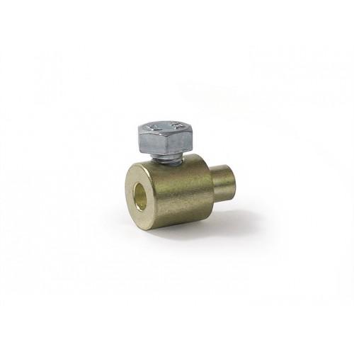 Sachet de 10 serre câbles - 10 * 15 mm