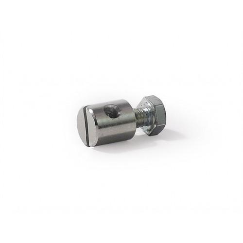 Sachet de 10 serre câbles -  8 * 9 mm