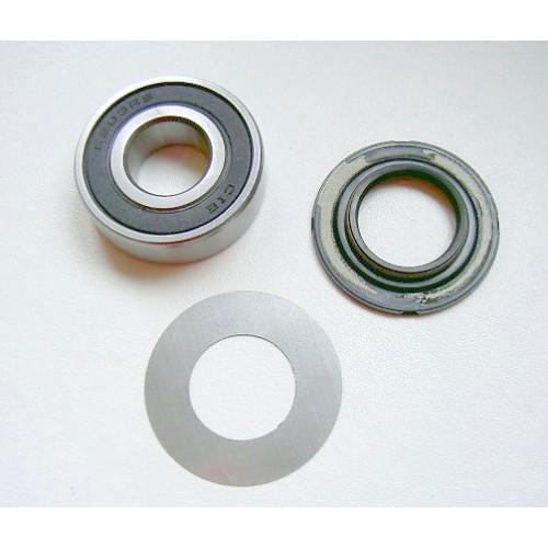 Kit moteur solex : Roulement 6203 2RS + joint spi ancien modèle + rondelle