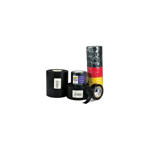 Ruban Isolant PVC Noir 19mm x 10m