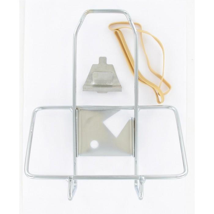 porte bidon panier chrom solex sarl difag. Black Bedroom Furniture Sets. Home Design Ideas