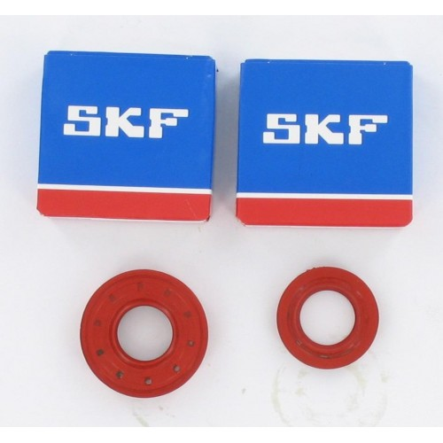 Kit roulements moteur 6204 C4 SKF / Spi racing  - MBK Booster / Nitro - CPI