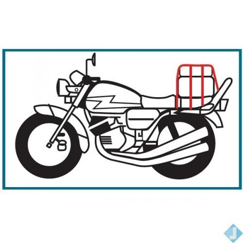 Filet moto élastique