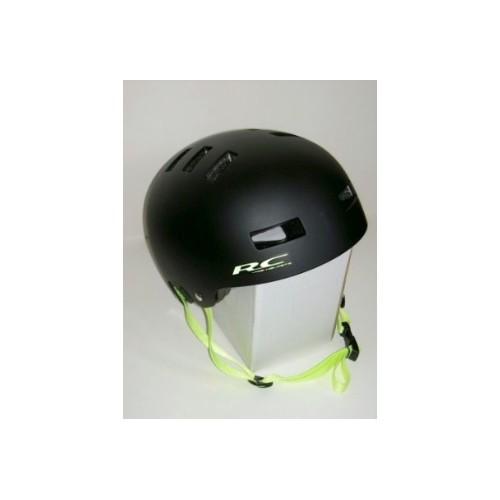 Casque Vélo VTT BMX Homologué - Fluo - Taille L