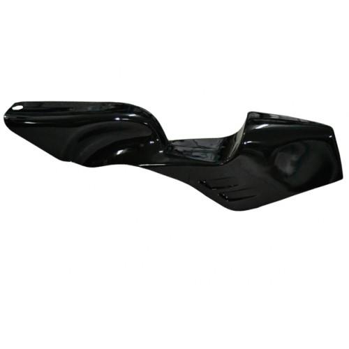 Selle - Monocoque polyester noire - MBK Magnum