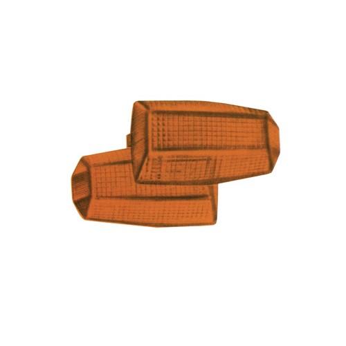 Paire de Cabochons Clignotant type CEV  305 / 306