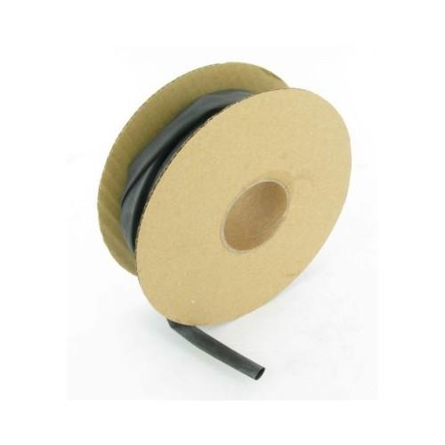 Gaine thermo rétractable - Diam 6.4 à 3.2 mm - Longueur 12 m