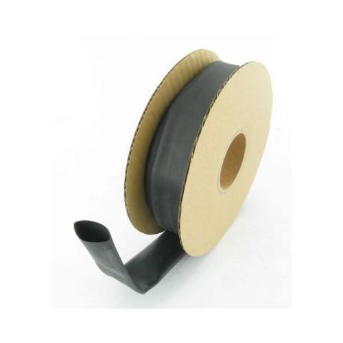 Gaine thermo rétractable - Diam 19.1 à 9.5 mm - Longueur 5 m